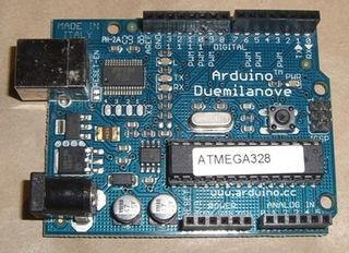 マイコンボード「arduino」
